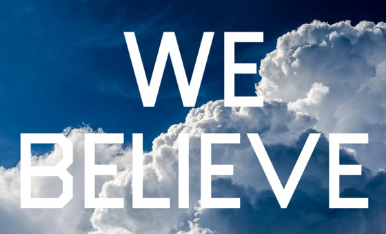 We Believe