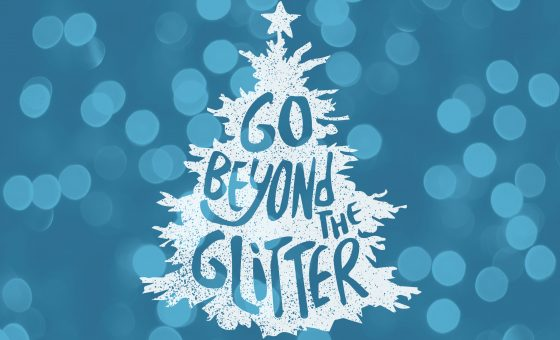Go Beyond the Glitter