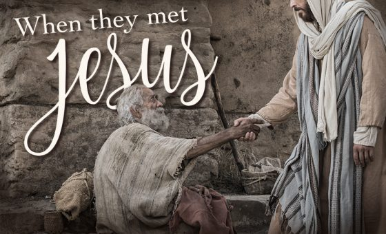 When They Met Jesus