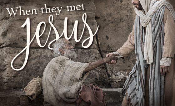 When They Met Jesus
